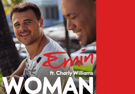 Woman Emin feat Charly Williams