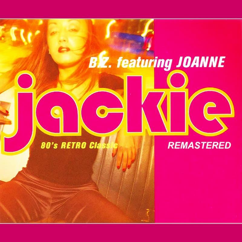 Bz Feat Joanne - Jackie Single Cover Art