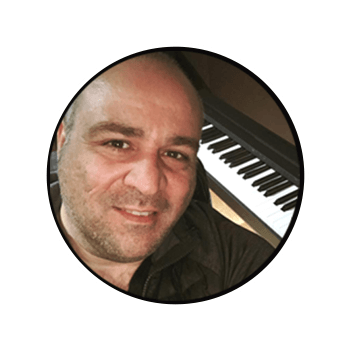 George Papapetros music production team profile